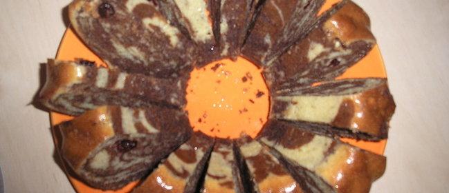 Кексы рецепты с рецепт пошаговый зебра