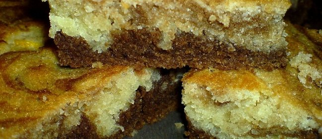 Рецепт кекса мраморный в домашних условиях