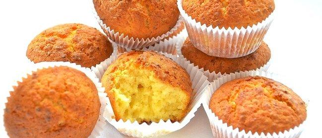Быстрые вкусные кексы рецепт с пошагово