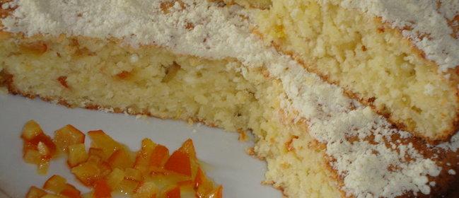 Творожный бисквит рецепт с фото