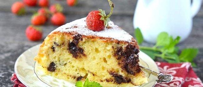 Творожные кексы в мультиварке рецепты с фото