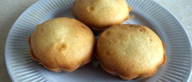 Рецепты кексов без яиц с пошагово