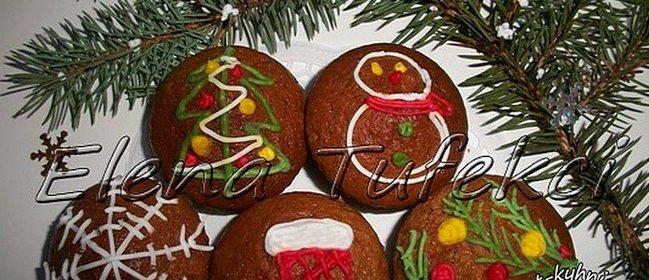 Рецепты новогодние домашние с пошагово