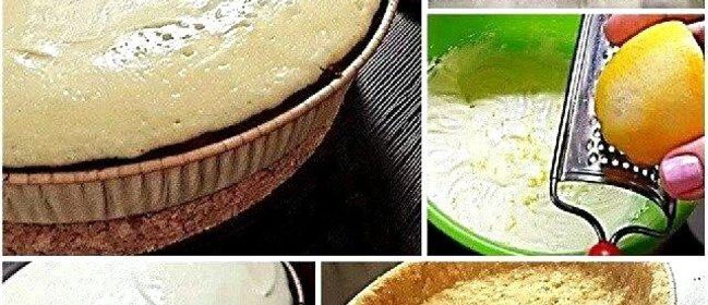 Приготовить чизкейк в домашних условиях с пошагово простые и вкусные